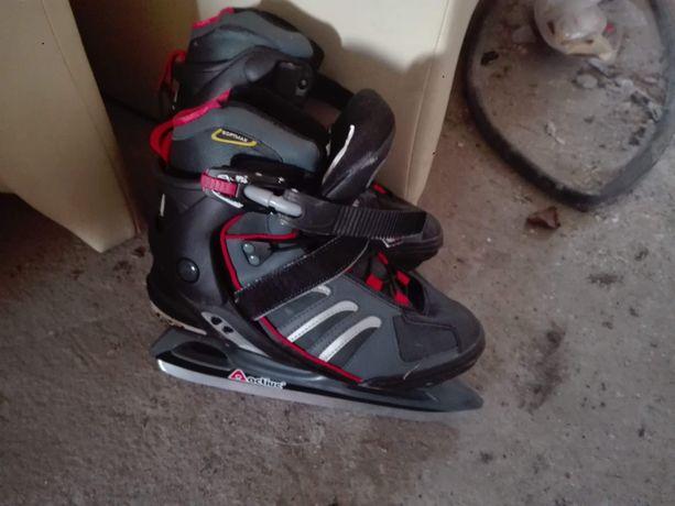 Łyżwy do gry w hokeja