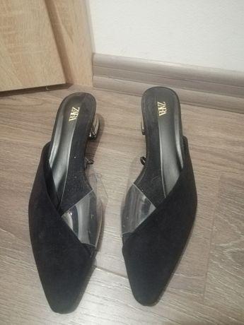 Zara sandaly obcas