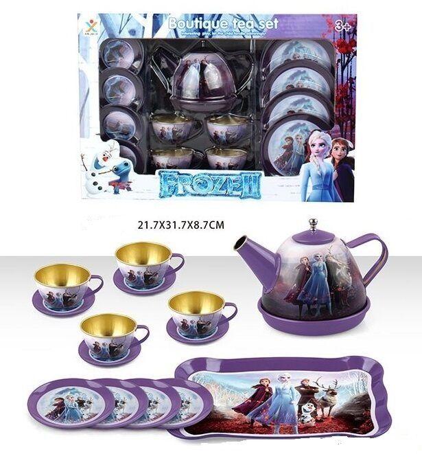 Набор посудки игрушечный/набор игрушечной посуды холодное сердце 2 Харьков - изображение 1