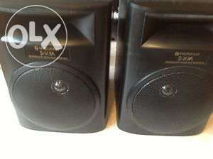 Vendo Colunas Pioneer Surround