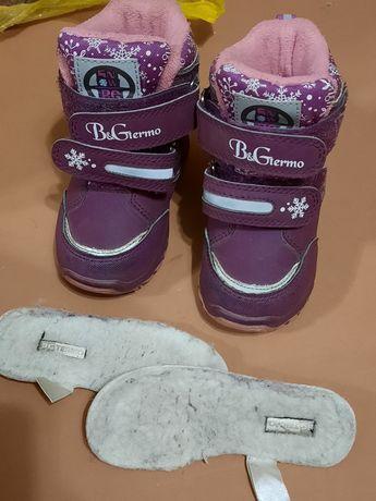 Зимние сапоги ботинки B&G