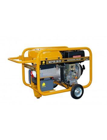Gerador Diesel WGTYD 220 DC