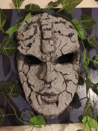 stone mask/ kamienna maska dio brando (jojo bizarre adventure)