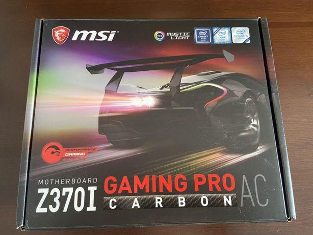 Płyta główna MSI Z370I GAMING PRO CARBON AC gwarancja