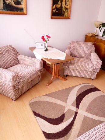 Zestaw wypoczynkowy, sofa, 2 fotele