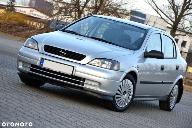 Opel Astra II Start 1.4+*1,5roczny GAZ LPG* SalonPL *UWAGA:TYLKO 108450km* KLIMA!