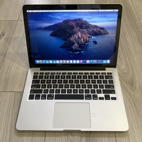 MacBook Pro 2015 13,3 A1502 i5 8 gb 128 gb ssd intel iris 6100