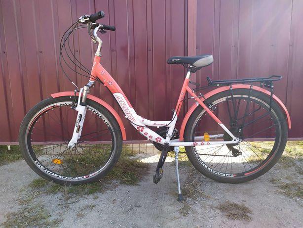 Велосипед ARDIS SANTANA коралловый с белым