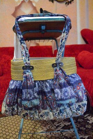 Летняя воздушная сумочка