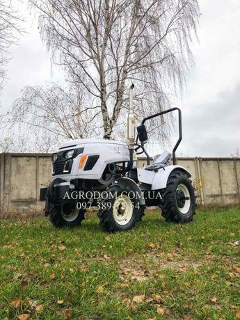 Трактор Т 25,ПРЕМІУМ -Фреза 140+2кп+2гідравліки,Мототрактор.Доставка
