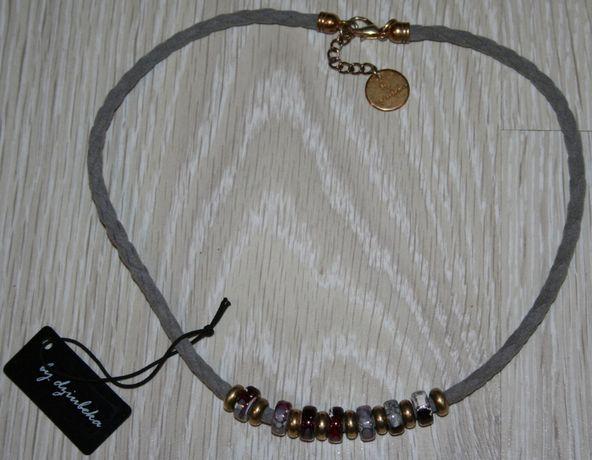 Biżuteria damska naszyjnik Dziubeka nowy, bransoletka, zegarek, sowa!