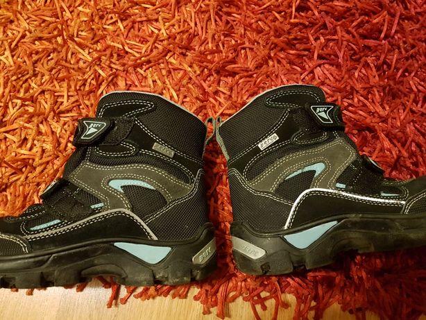 Kozaki buty zimowe Bartek