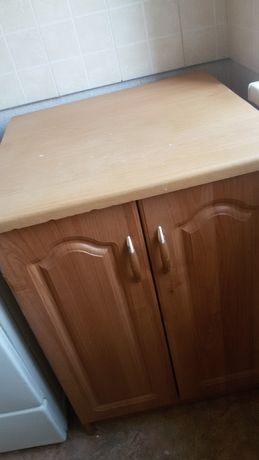 Продам шкаф кухонный и тумбу с ящиками