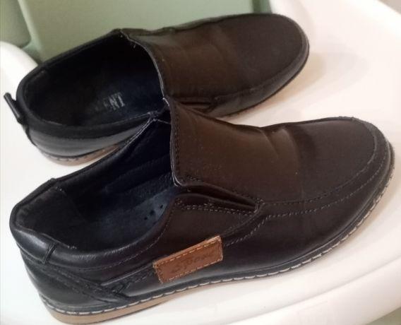 Туфли кожаные 100 грн.