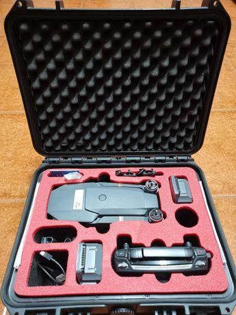 Drone DJI Mavic Pro + SD Extr. Pro 64Gb + 2 baterias + 2 Malas+Extras