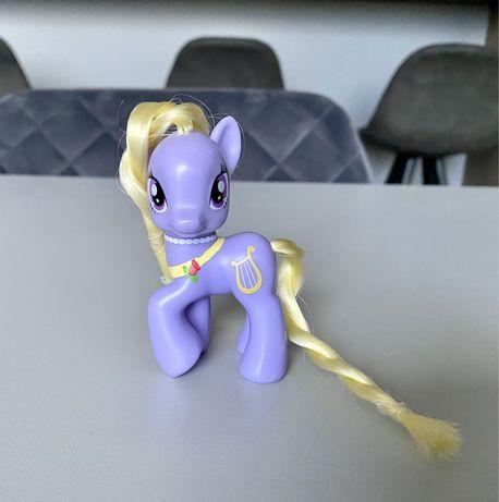 Lyrica Lilac My little pony UNIKAT kucyk Hasbro z USA 8 cm