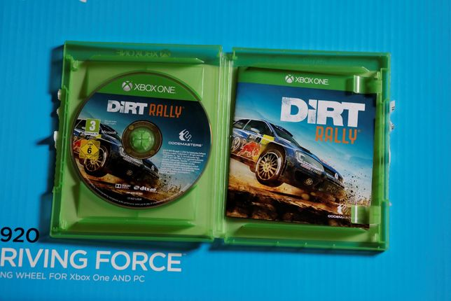 Gra wyścigowa Dirt Rally 2015 xbox one