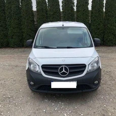 Mercedes-Benz CITAN 2015r 246 000 km Diesel Furgon