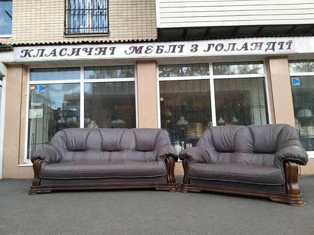 Кожаная мебель, шкіряний диван