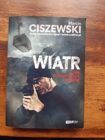 """Ciszewski Marcin. """"Wiatr"""". NOWA"""