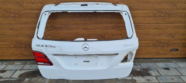 Mercedes GLA W166 A166 Klapa Bagażnika Lampa Lewa Tylna W Klape OE EU