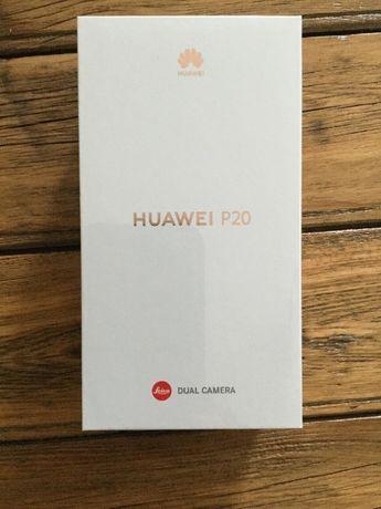 Huawei P20 Novo na caixa (preto)