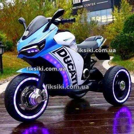 Детский мотоцикл электромобиль M 4053L-4 Ducati, Дитячий електромобiль