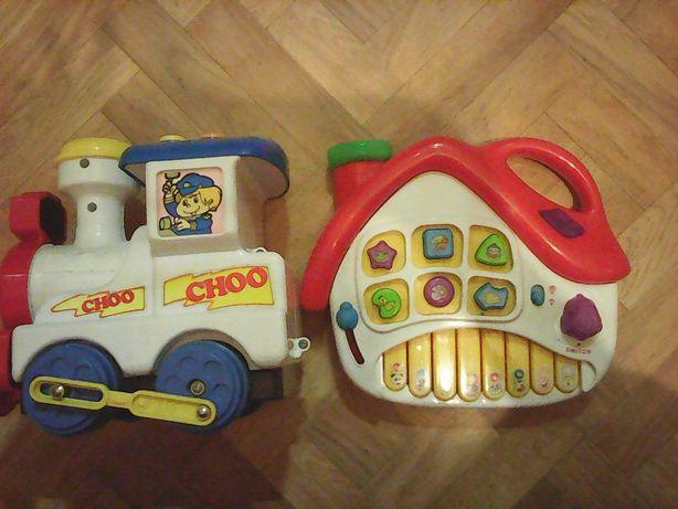 Музыкальные игрушки. Игрушки электронные,игры для малышей.