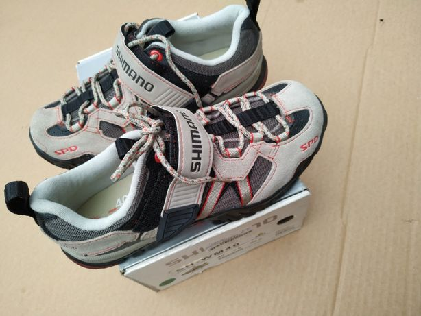 Sapatos novos spd shimano senhora