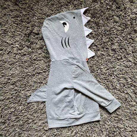 Толстовка акула свитшот кофта не next