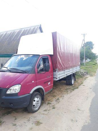 Грузовое такси, грузоперевозки на а/м ГАЗель , до 2-х т., кузов 4,5 м