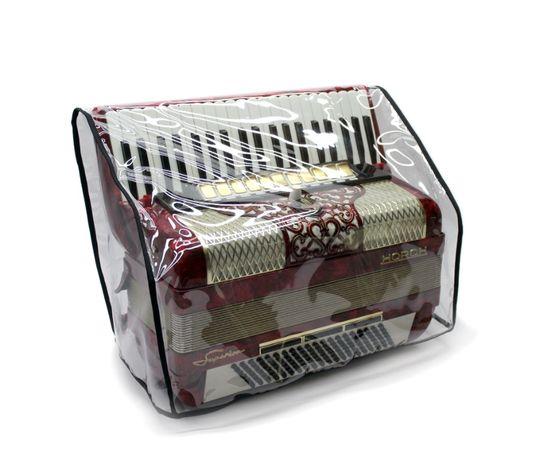 Pokrowiec przeciwkurzowy na akordeon 96-120 bas