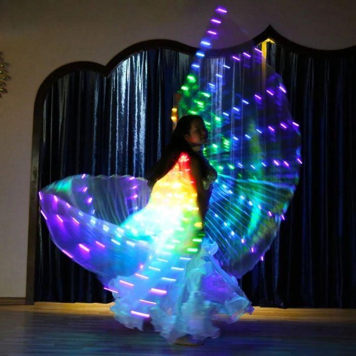 Крылья для восточных танцев Краматорск - изображение 1