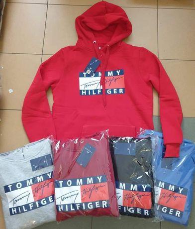 Bluzy meskie z logo Tommy kolory M-XXL!!!