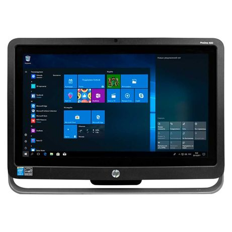 "Моноблок HP ProOne 400 G1 21.5"" i3-4150T 8GB RAM 120GB SSD"