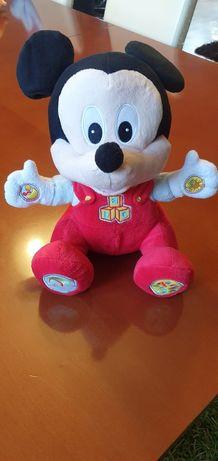 Myszka Miki Clementoni pluszak zabawka edukacyjna