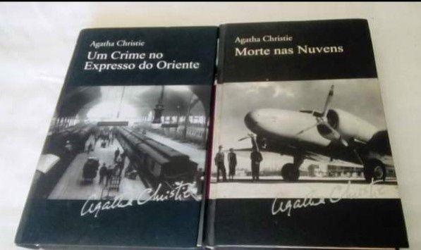 Coleção de Livros da Agatha Christie 5€ cada