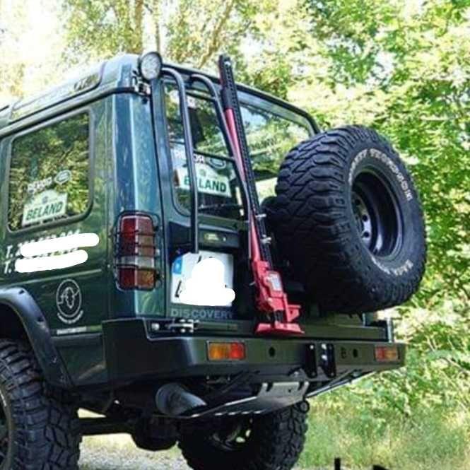 Parachoques Land Rover Discovery 300 Bolt Equipment Buarcos - imagem 1