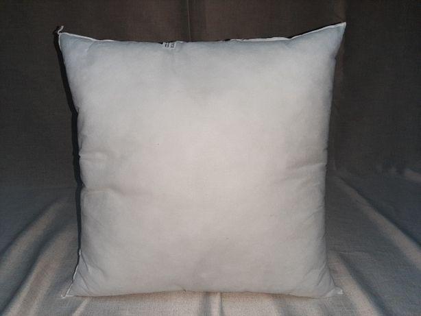Enchimentos de almofadas em fibra