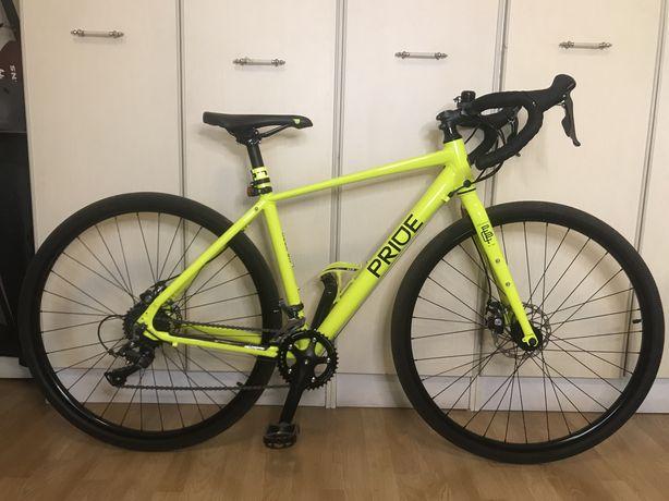 Гравел / Гравийный велосипед Pride Rocx 8.1 2019 S
