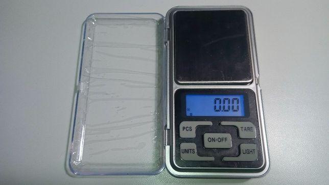 Весы ювелирные карманные MH200 (200г/0,01г) (Бытовые)