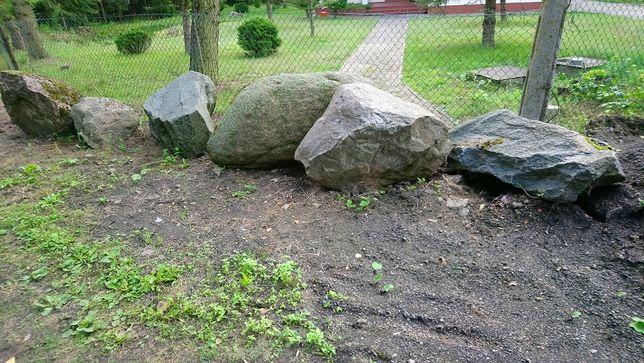 Kamienie polne duże