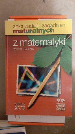 Stachnik W. Zbìór zadań i zagadnień maturalnych z matematyki
