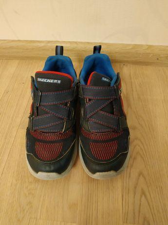Skechers светящиеся кроссовки