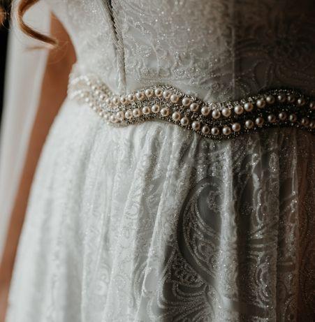 Suknia ślubna Glamour
