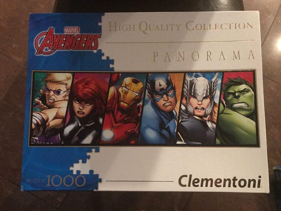 Puzzle Clementoni 1000 elementów Piła - image 1