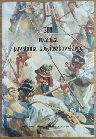 200 rocznica powstania kościuszkowskiego Kocój Henryk (red.)