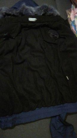 Зимняя курточка 42