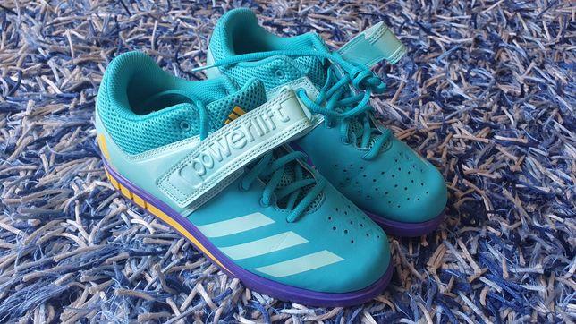 Sapatilhas de ginásio Adidas Powerlift 3.1 tamanho 39 1/3
