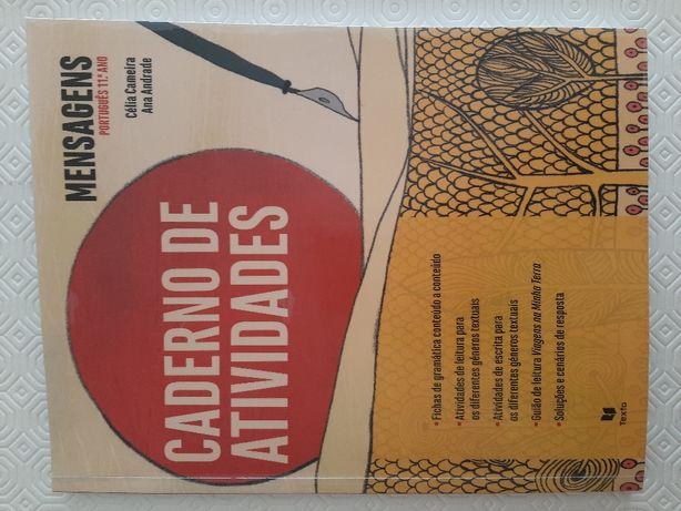 Caderno de Atividades Mensagens Português 11°ano